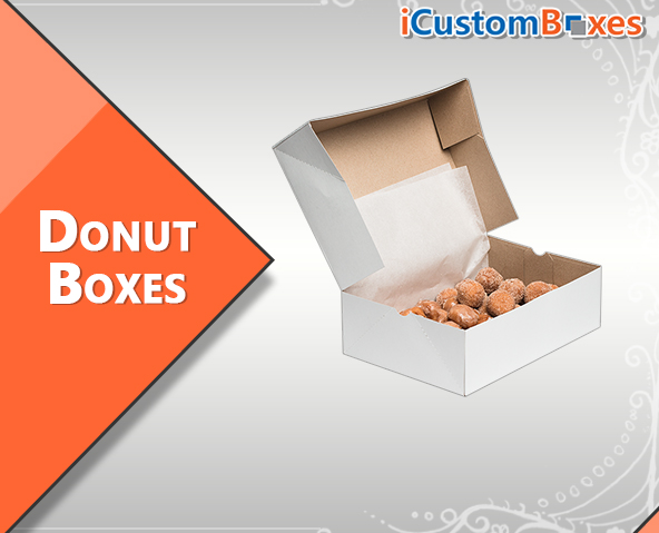 Boxes For donuts