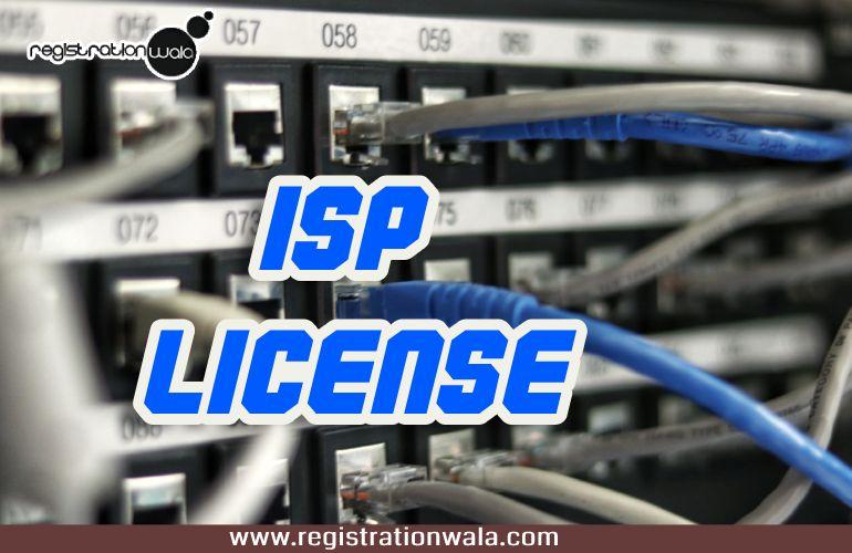 ISP License, apply online