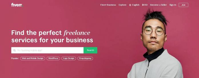 fiverr best freelancing websites