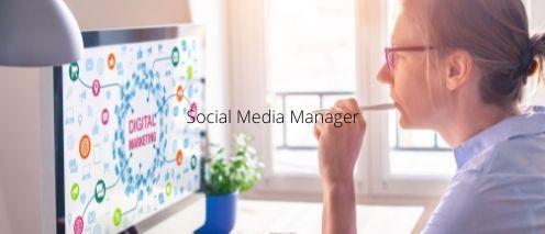 Social media manager How to get digital marketing jobs