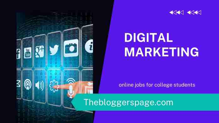 digital marketing online jobs without investment