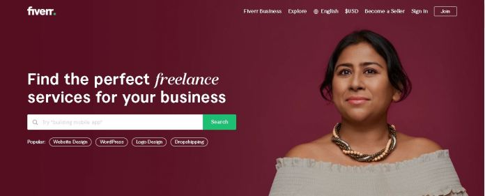 fiverr online data entry jobs from home