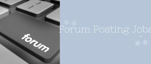 forum posting online typing jobs without investment daily payment