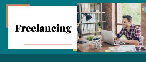 freelancing ways to make money from home