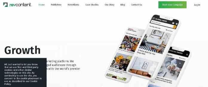 revcontent Best google Adsense Alternatives