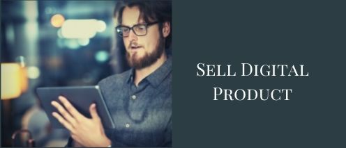 sell digital product ways to make money from home