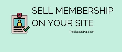 sell membership on your site stay at home mom jobs