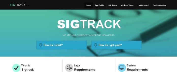 sigtrack ways to make money fast