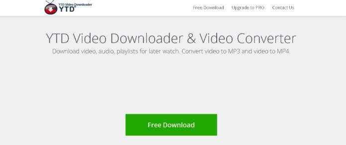 ytd video downloader youtube video downloader