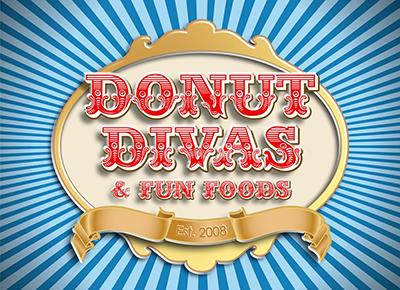 Donut Divas Logo Miami