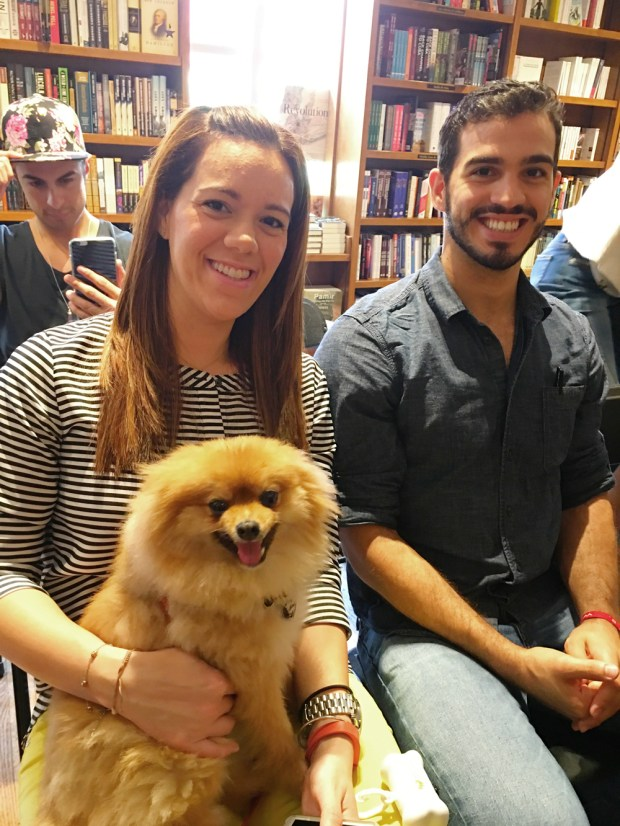 Sout-Florida-Bloggers-Gaby-Pomeranian