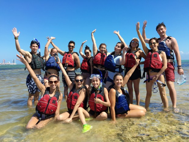 Miami Summer Camp Adventure Links water sports kayaking, sailing, snorkeling, paddleboarding