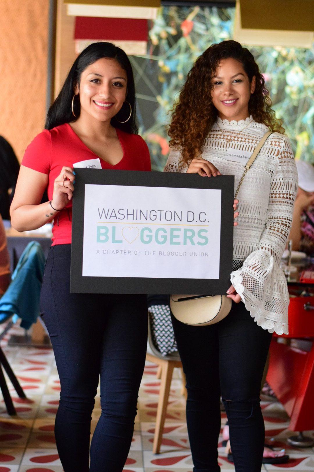 DC Bloggers June Meetup 2017 at Jaleo by Jose D.C