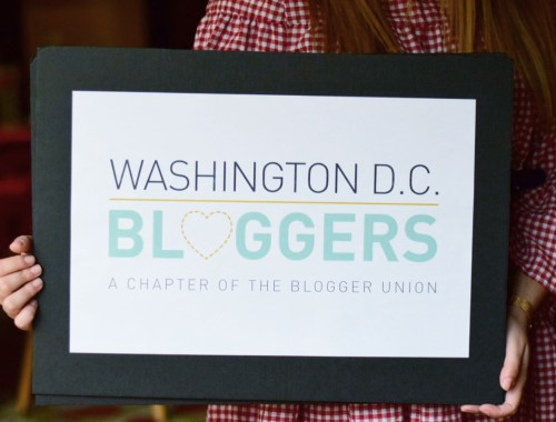 DC Bloggers June Meetup Gallery