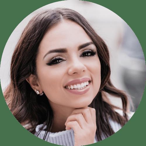 South Florida Bloggers Awards Content Judge Daniela Ramirez from Nanys Klozet