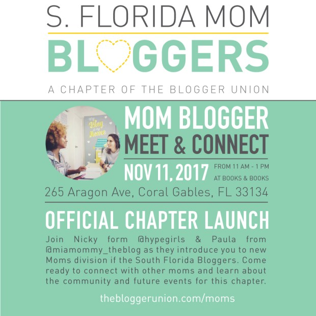 Miami Mom Bloggers