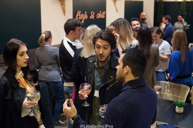 Madrid Bloggers Launch Party