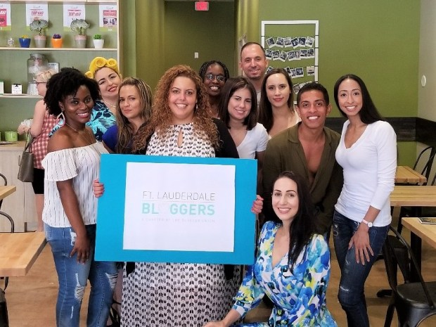 Ft Lauderdale Bloggers Meetup in May 2018