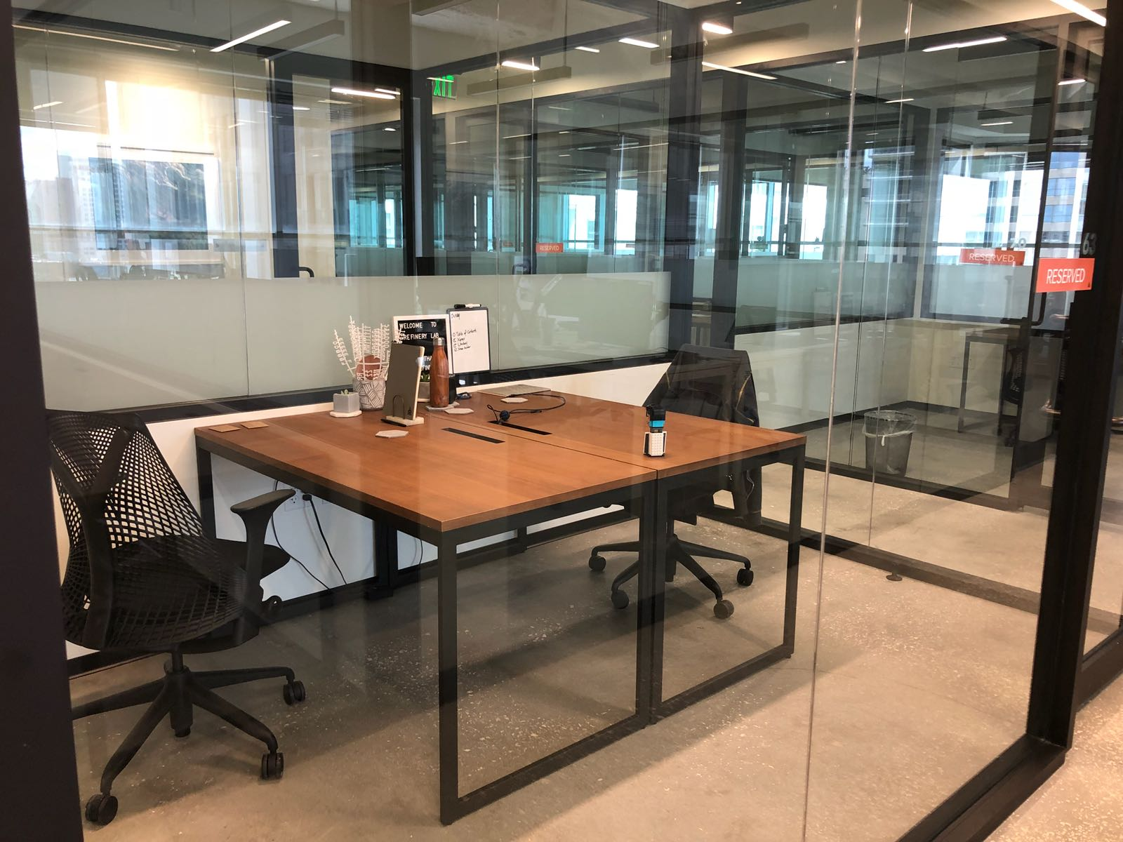 Orlando Bloggers June 2018 Meetup Industrious Orlando co-working space