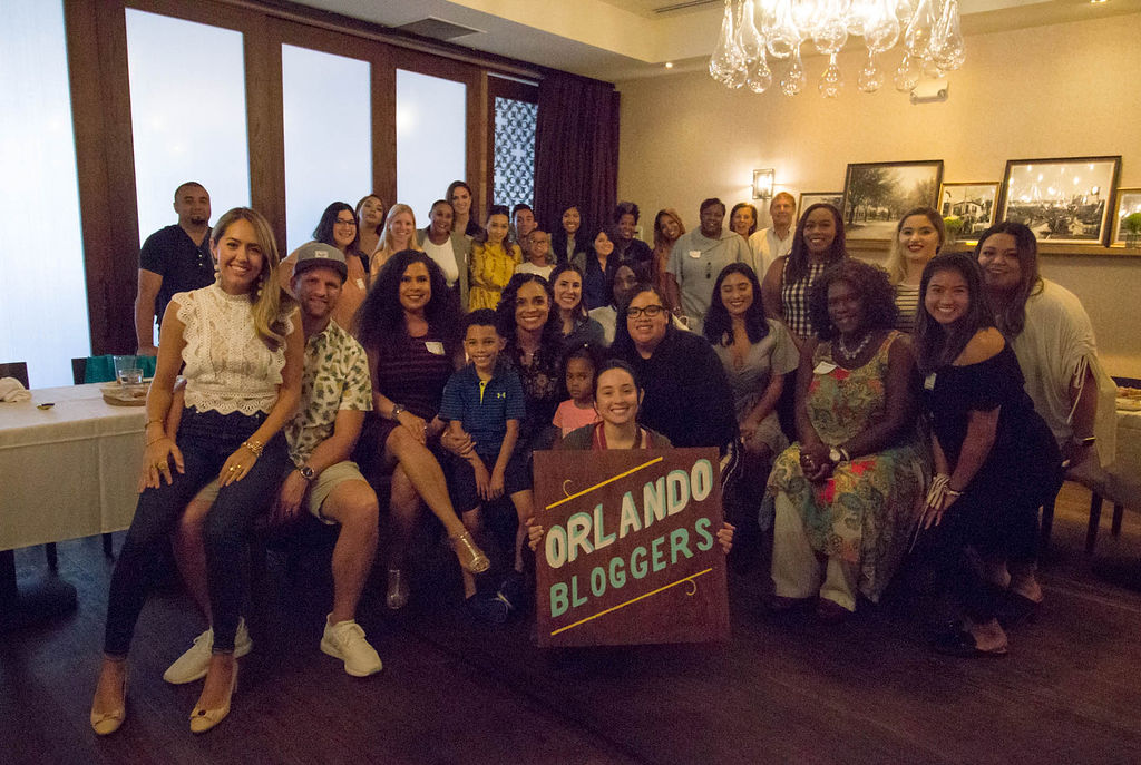 Orlando Bloggers one year anniversary bulla gastrobar in winter park