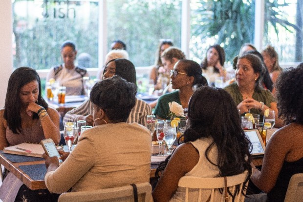 Ft Lauderdale Bloggers Meetup on Savoring Life as a Food Blogger.