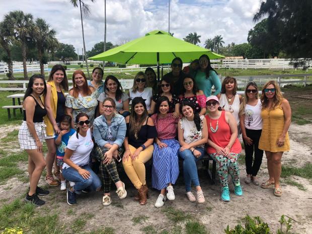 South Florida Mom Bloggers April 2019 Meetup