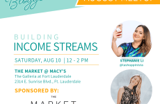 Ft Lauderdale Blogger Meetup on Building Income Streams