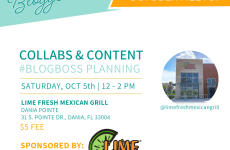 Blogger Meetup on Content Planning in Ft Lauderdale