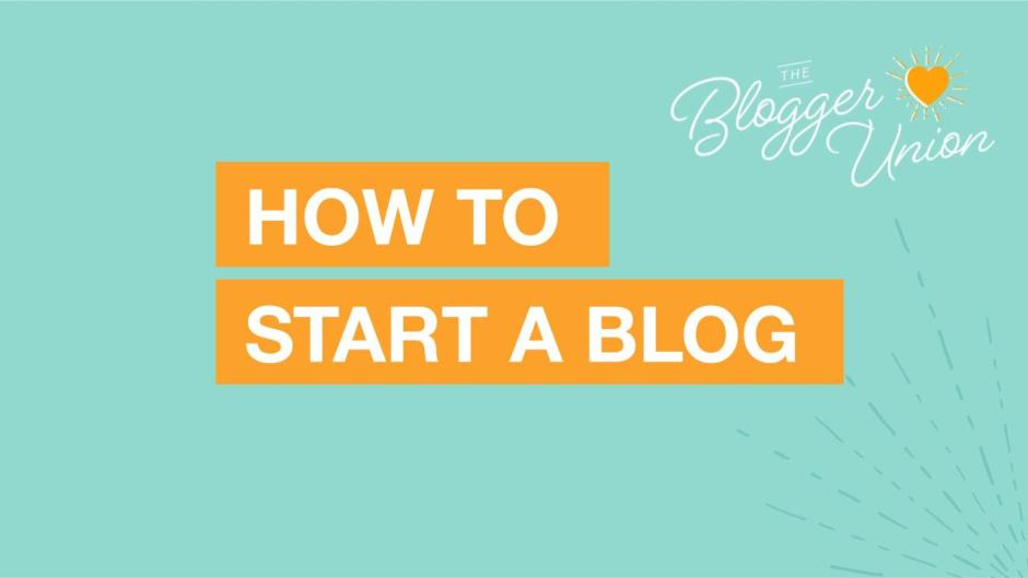 How to start a blog. a step by step guide to start a profitable blog in 2021
