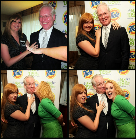 Tim Gunn ~ Big Pimpin'