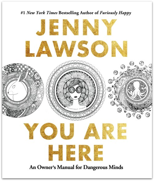 You Are Here jenny lawson