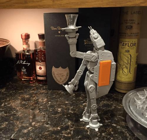 ROBOT BUTLER.
