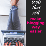 Tools & Resources for Bloggers