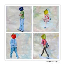 Fruit Follies- Nicole Kline