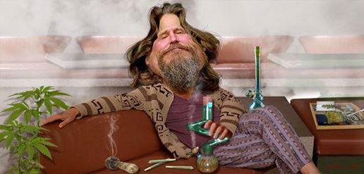"∫ Jeff Bridges ""The Dude"" © Rodney Pike."