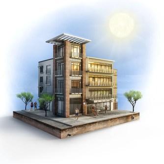 SRP Office Illustration