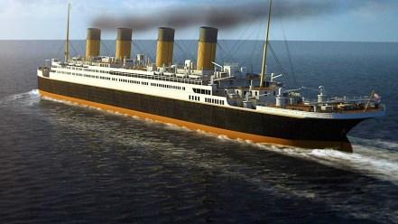 Titanic Sails