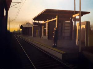Blue Train © David J Cunningham