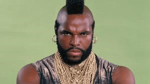 I pity the fool who thinks Mr. T needs more T