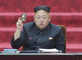"""But you've left out """"His Excellency, Supreme Leader, Shining Star of Paektu Mountain, Ever-Victorious, Iron-Willed Commander, Glorious General, Who Descended From Heaven..."""""""