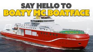 Ahoy, Boaty...in our dreams....