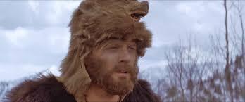 Kinda like this, sans bear hat.