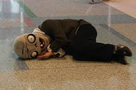zombie sleep
