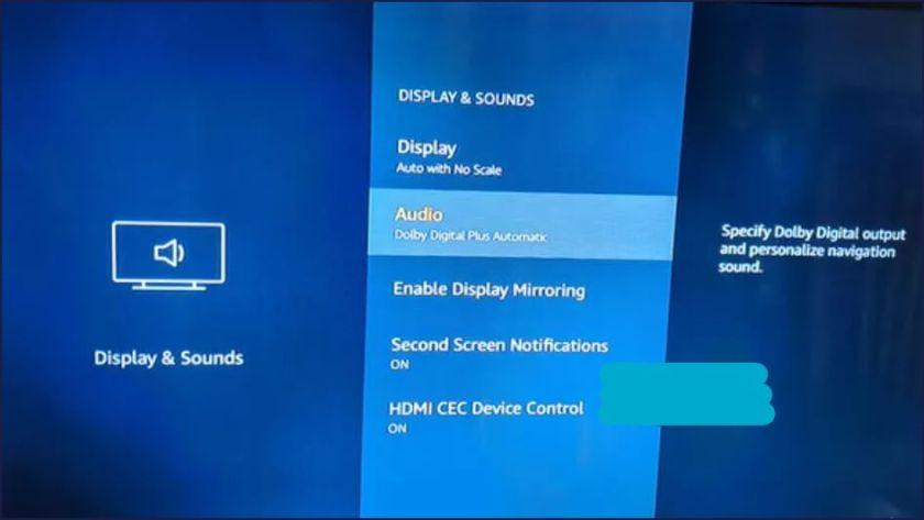 HDMI CEC Device Control
