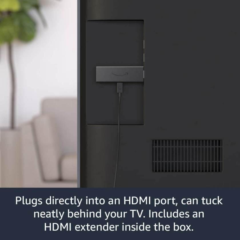 TV HDMI Port