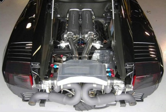 Lamborghini Gallardo Twin Turbo by Underground Racing