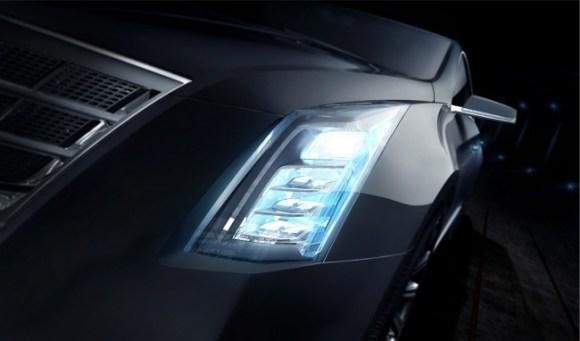 Cadillac concept teaser