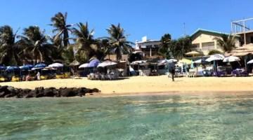 Visit Ngor Island, Dakar