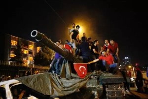 A Citizen of Ankara Testifying his Witnessing the Coup of 15th July
