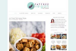 Top Vegan Food Blogs - Fat-free Vegan Kitchen